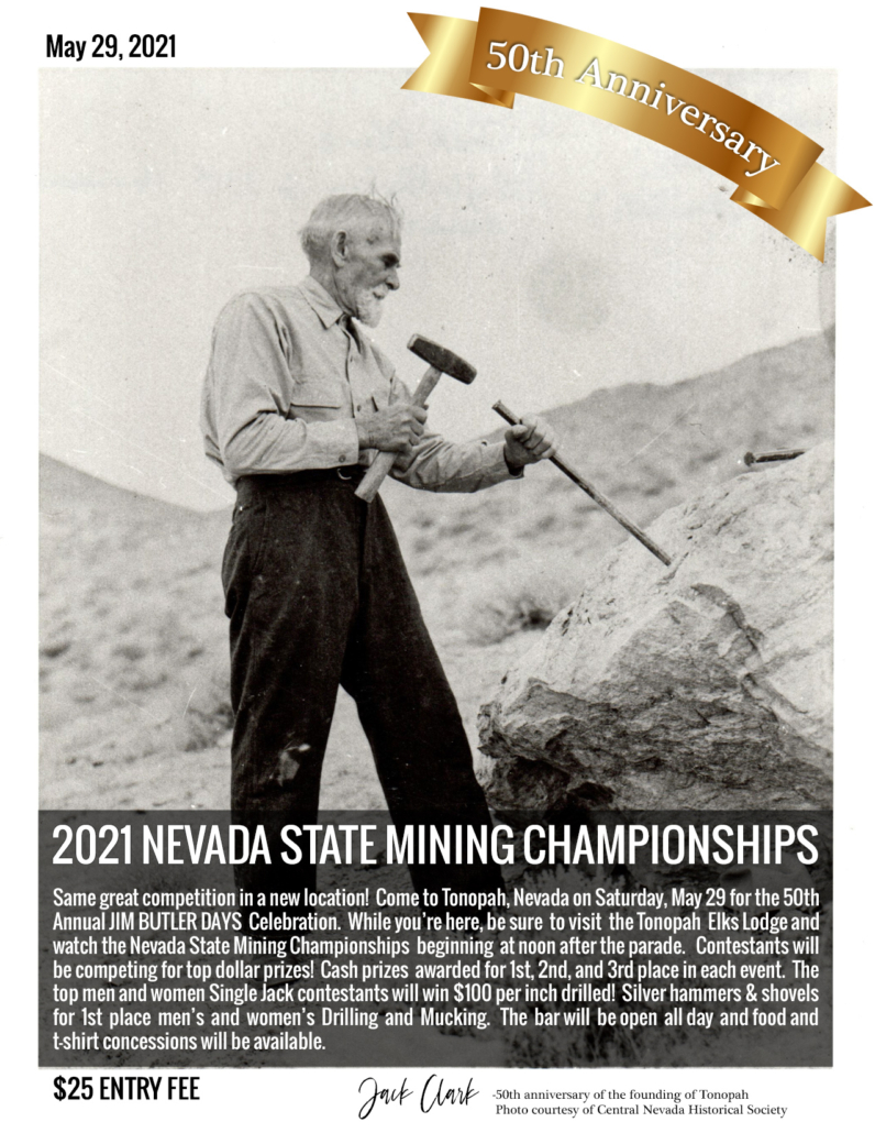 Nevada State Mining Championships 2021